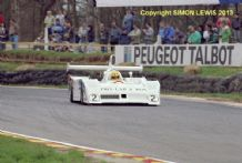 LOLA T530 (Wilds)  Brands Hatch Thundersports April 1987  10x7""